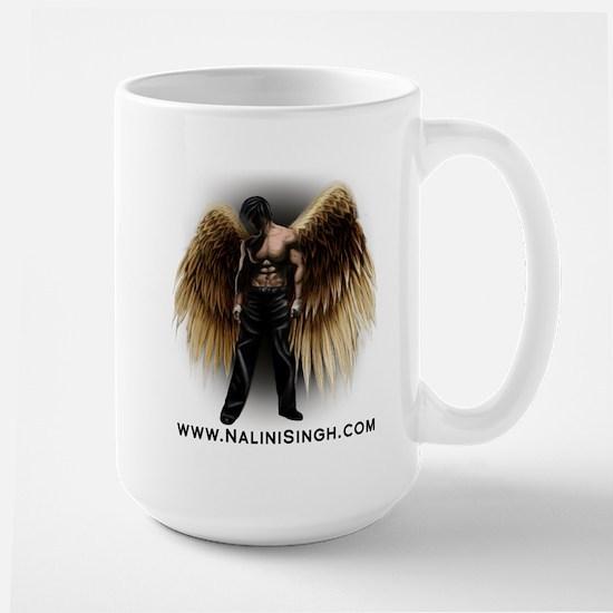 Nalini Singh: Archangel Large Mugs