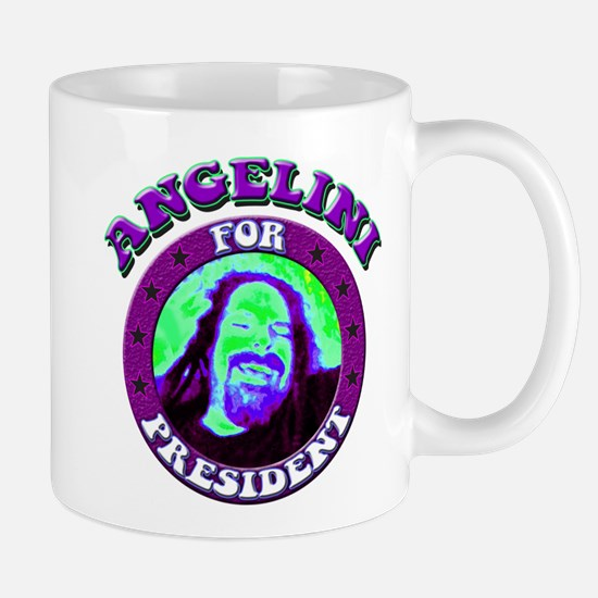 Angelini for President Mugs
