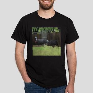cassowaries Dark T-Shirt