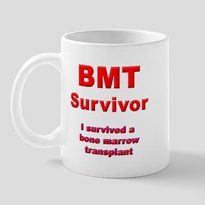 BMT Survivor Mug