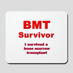 BMT Survivor Mousepad