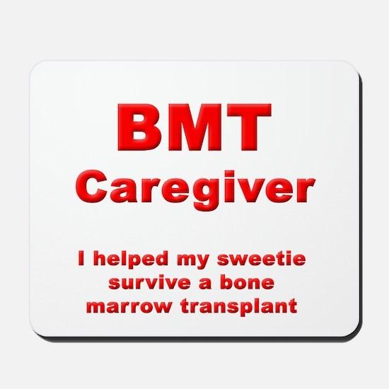 BMT Caregiver Mousepad