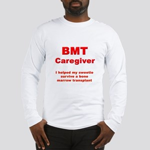 BMT Caregiver Long Sleeve T-Shirt