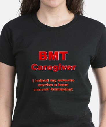 BMT Caregiver Women's Dark T-Shirt