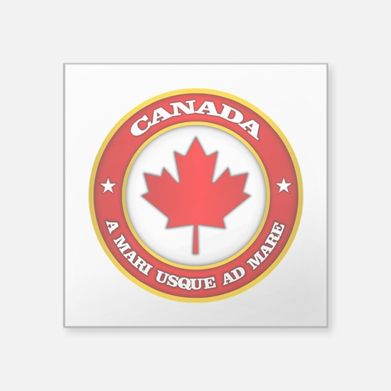 Canada Medallion Sticker