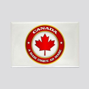 Canada Medallion Magnets