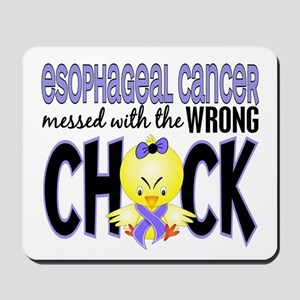 Esophageal Cancer Messed With Wrong Chick Mousepad