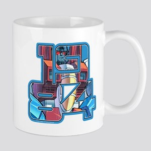 Starscream 1984 11 oz Ceramic Mug