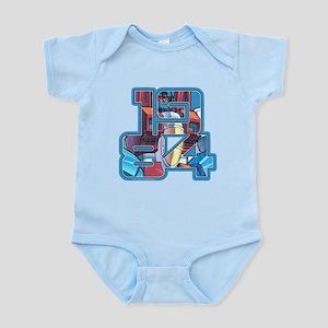 Starscream 1984 Infant Bodysuit