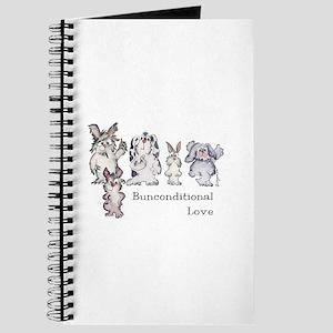 Bunconditional Love Journal