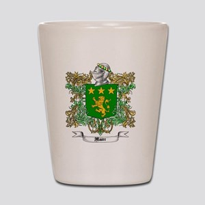 Moore Family Crest 1 Shot Glass