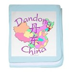 Dandong China baby blanket