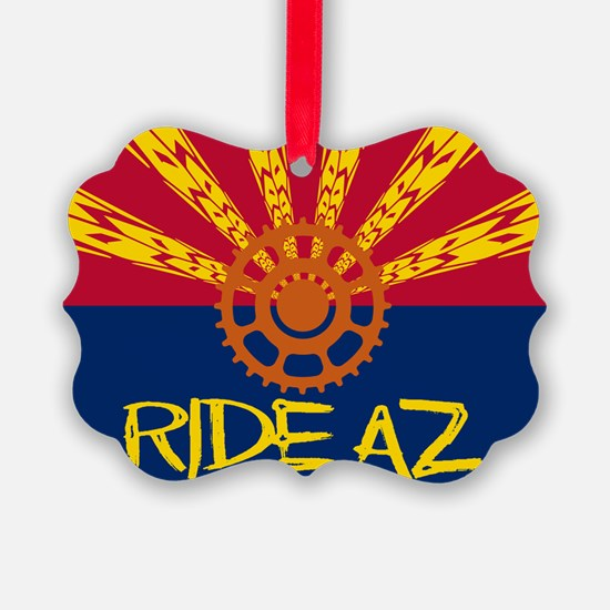 Ride Arizona Ornament