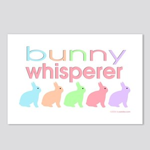 Bunny Whisperer Postcards (Package of 8)