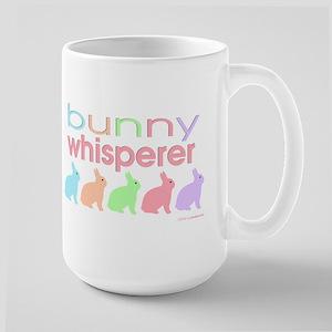 Bunny Whisperer Large Mug