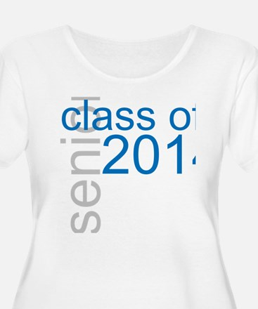 class of 2014 Plus Size T-Shirt