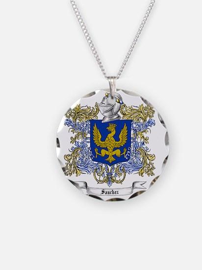 Sanchez Family Crest Necklace
