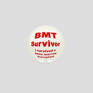BMT Survivor Mini Button