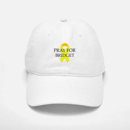 Pray for Bridget Baseball Baseball Cap