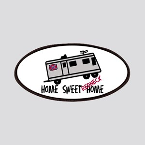 Home Sweet Redneck Home RV Patches