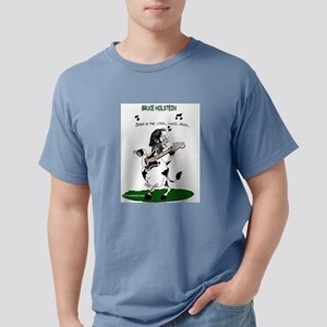 Bruce Holstein Born In The USDA T-Shirt