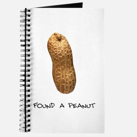 Found a Peanut Journal