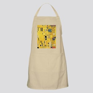 Klimt the Kiss Pattern Detail Apron
