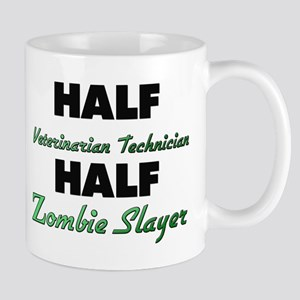 Half Veterinarian Technician Half Zombie Slayer Mu