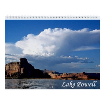 Lake Powell Wall Calendar