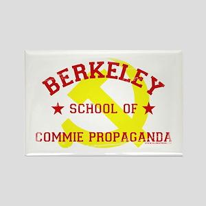 School of Commie Propaganda Rectangle Magnet