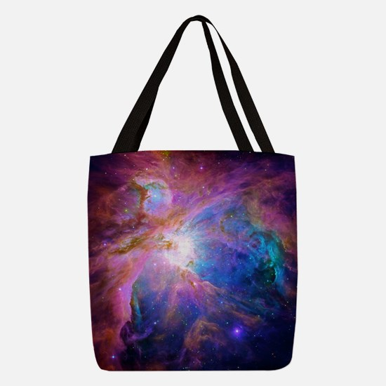 Cute Geek Polyester Tote Bag