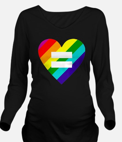 Unique Marriage equality Long Sleeve Maternity T-Shirt