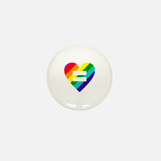 Funny Flag pride proud family heritage Mini Button