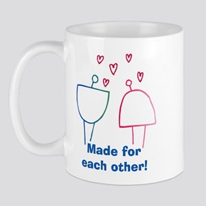 Made for Each Other Mug