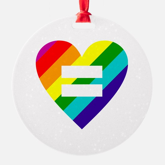 Cute Marriage equality Ornament