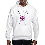 Crossed Swords Hooded Sweatshirt