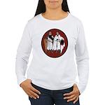 Crusaders Women's Long Sleeve T-Shirt