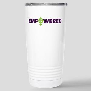 I AM EMPOWERED Travel Mug