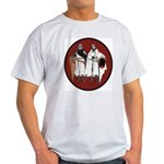 Crusaders Ash Grey T-Shirt