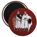 Crusaders Magnet