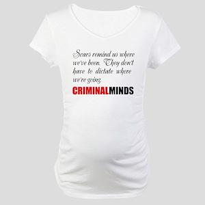 Scars Maternity T-Shirt