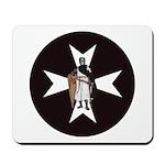 Knight Hospitaller Mousepad