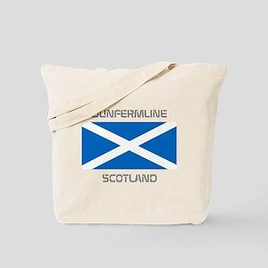 Dunfermline Scotland Tote Bag