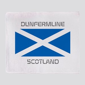Dunfermline Scotland Throw Blanket