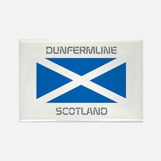 Dunfermline Scotland Rectangle Magnet (10 pack)