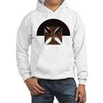 Templar Beauseant Hooded Sweatshirt