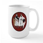 Crusaders Large Mug