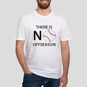 There Is No Baseball Offseason T-Shirt