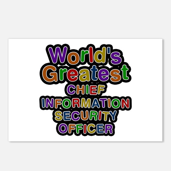 World's Greatest CHIEF INFORMATION SECURITY OFFICE