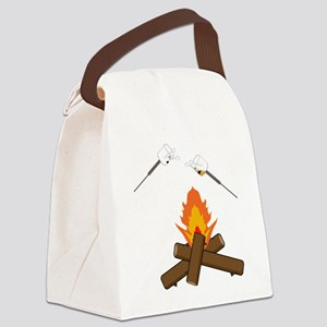 marshmallow hell Canvas Lunch Bag